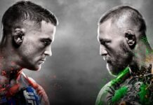 Conor Mcgregor vs Dustin Poirier 2 UFC 257